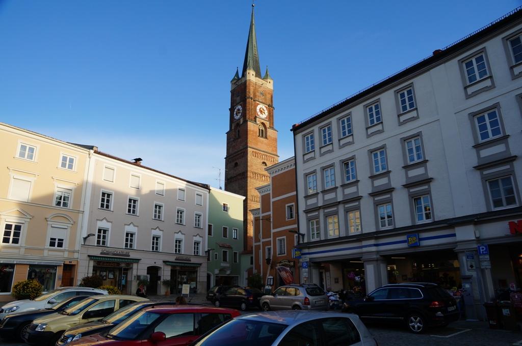 Stadtplatz Pfarrkirchen