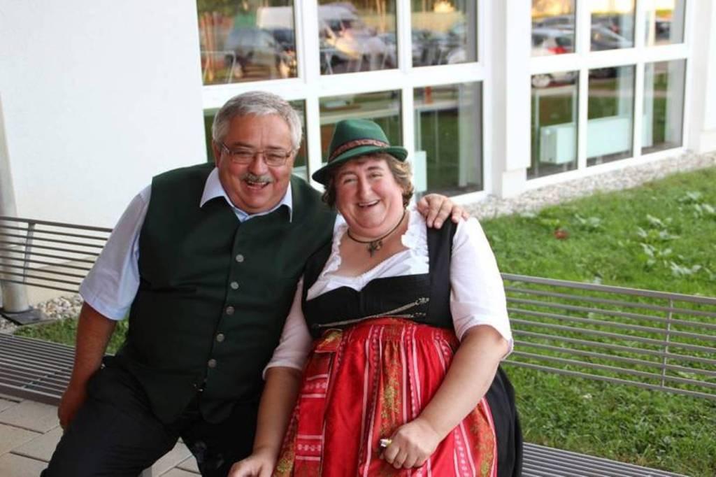 Haslinger und Renate