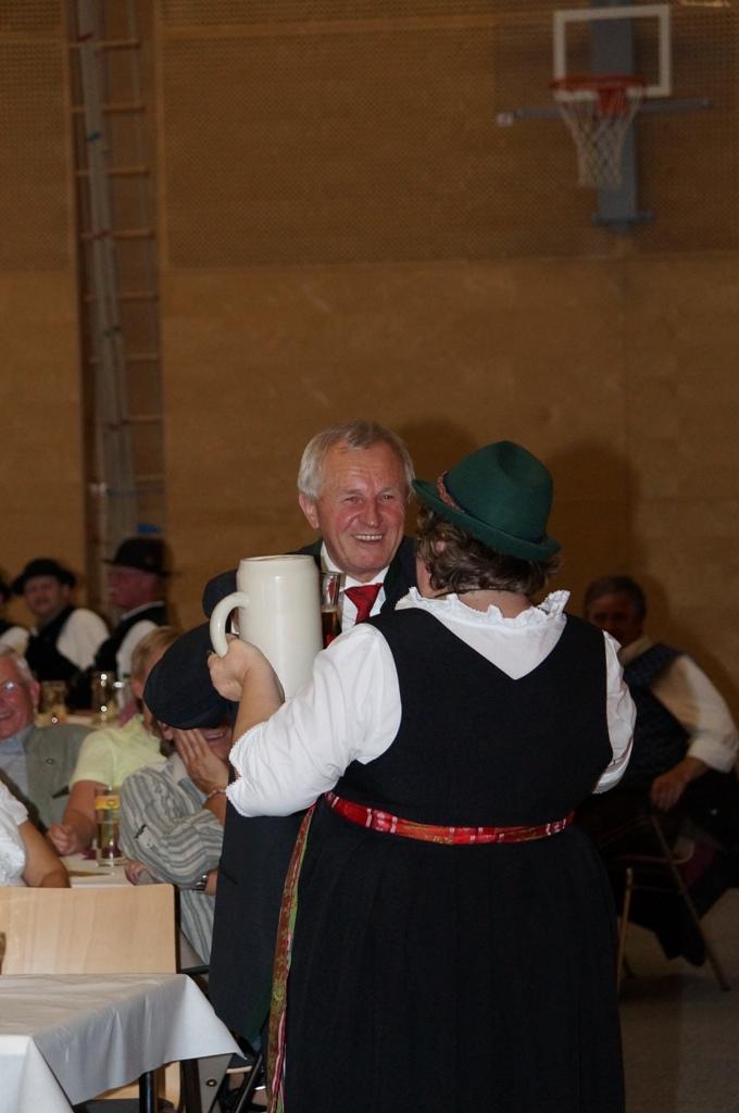 Renate und Franz Hiesl