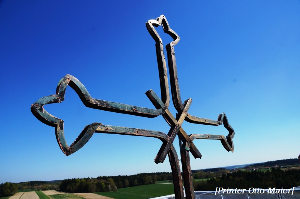1 Turmkreuz