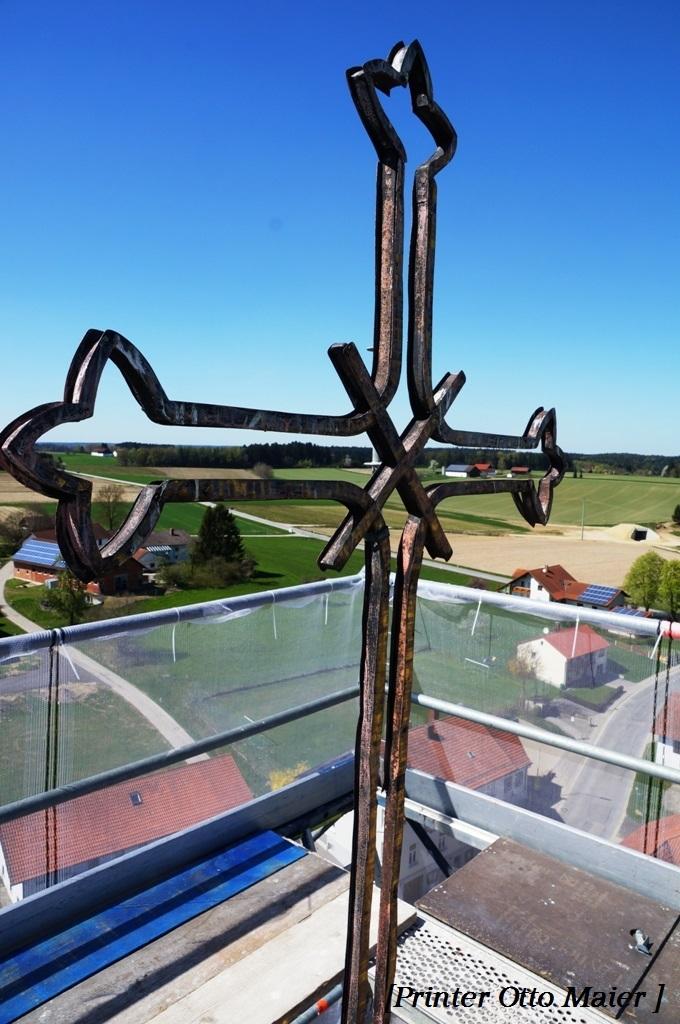 2 Turmkreuz