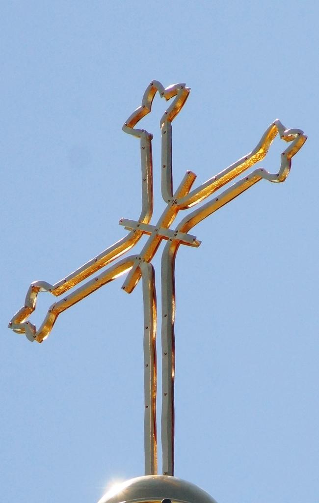 Das Renovierte Kreuz 2