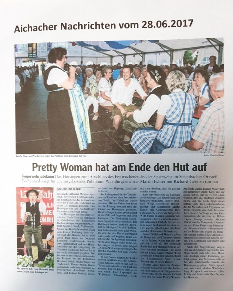 Aichbacher Nachrichten 2017