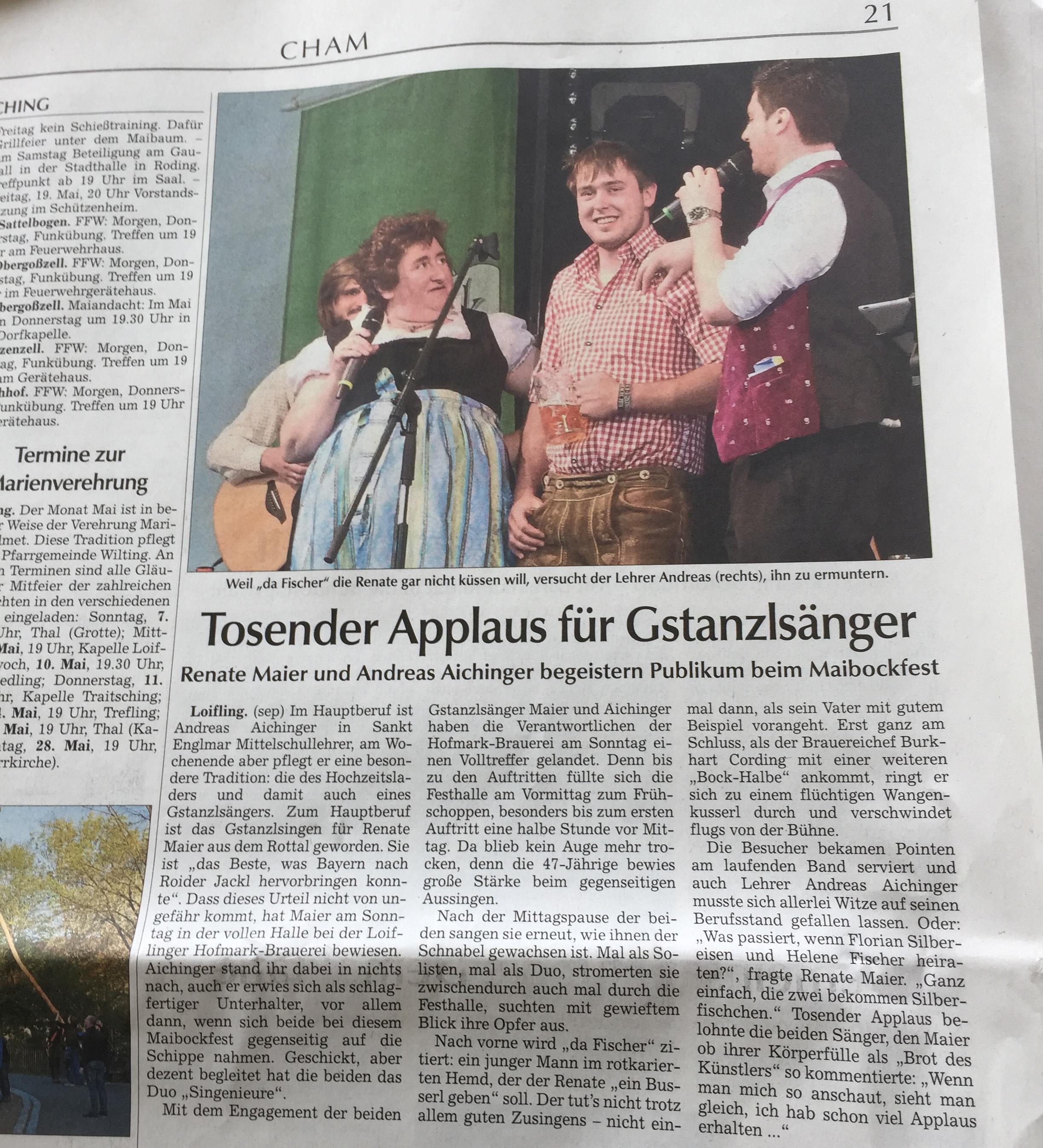 Loifling Zeitung