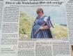 Zeitungsausschnitt Aldersbach